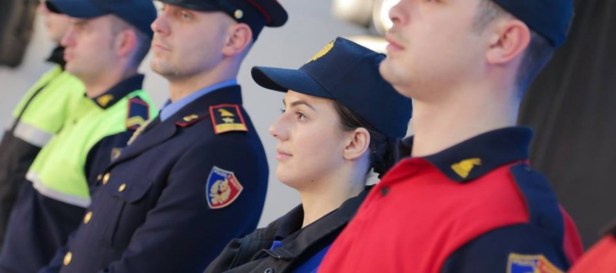 Gov't vows to fully modernize police force