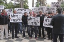 Fier waste-to-energy plant okayed amid protests by local residents