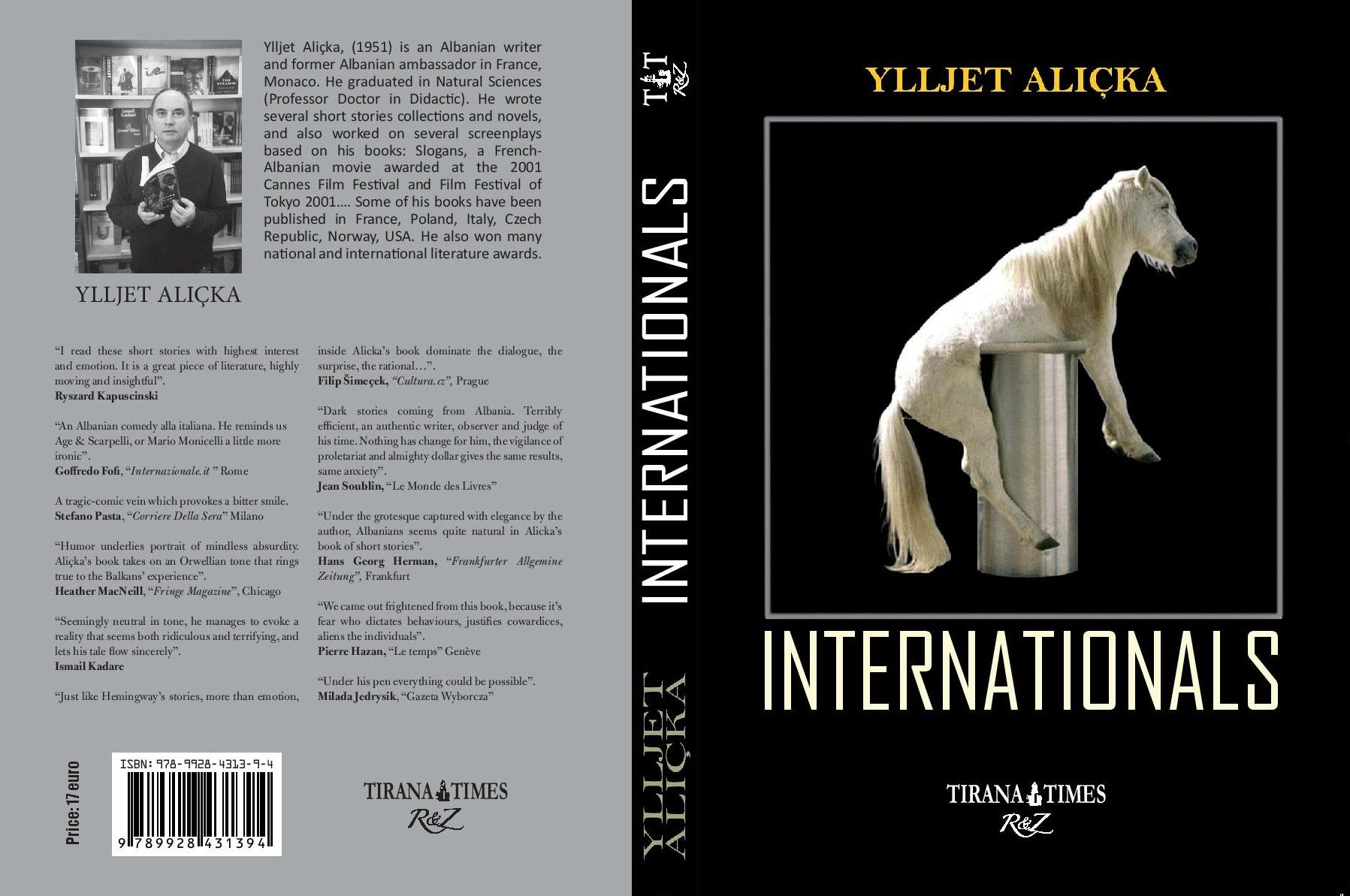 The Internationals: When 'elite' arrogance meets ignorance | Tirana