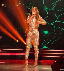Linda Halimi, Albania's Eurovision representative