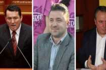 Suspension sought for three elected officials over criminal records
