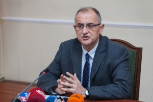 SMI deputy head Petrit Vasili