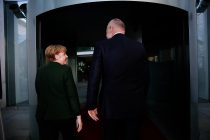 EU accession talks won't start before elections, Merkel says