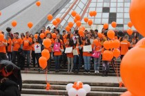 Albania launches 'I choose to live without violence' campaign