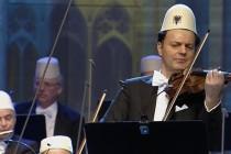 Shkelzen Doli brings Vienna New Year atmosphere to Tirana