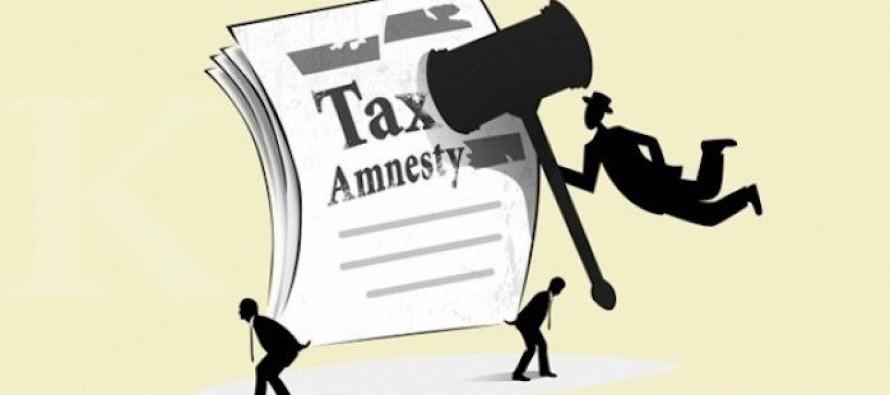 Pre-electoral amnesty to pardon millions of euros in debts
