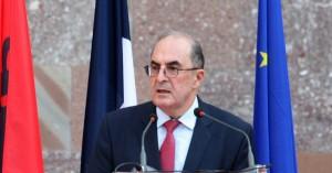 French Ambassador to Tirana Bernard Fitoussi