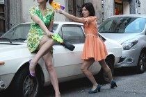 Albanian-Serb musical duo breaks Balkan stereotypes in Italy