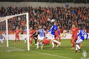 Beqja scores an equalizer for Tirana