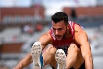 Albanian jumper crowned Balkan champion