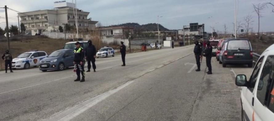 Airport highway robbers strike again