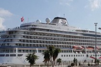 Saranda poised to register strong increase in cruise ship tourists