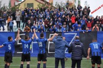 Newly promoted Luftetari surprise as they rival for Superliga title