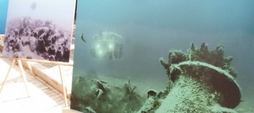 Protection sought for emerging underwater heritage
