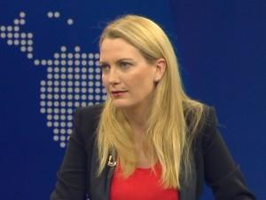 Albanian MP Mesila Doda