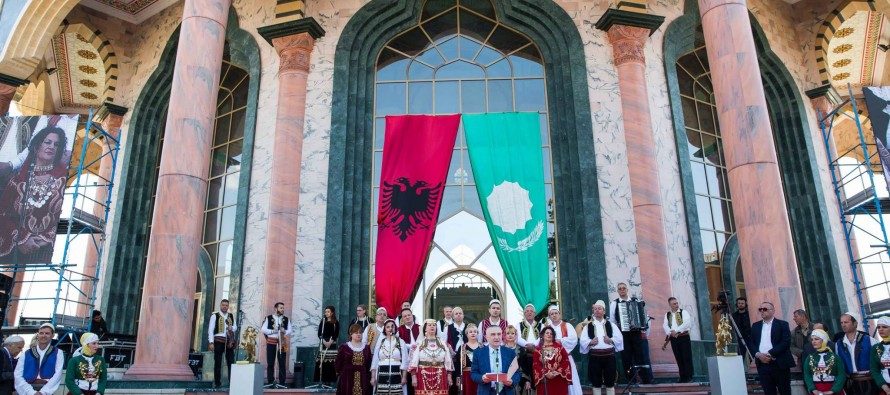 Novruz holiday marked in Tirana, the world headquarters of Bektashism