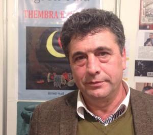 Writer Agron Tufa