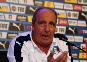 Italian coach Gian Piero Ventura