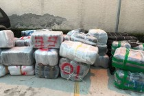 1.3 tons of cannabis seized in Vlora