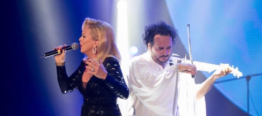 Italy-based Albanian violin virtuoso electrifies in Tirana performance