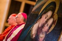 Restored icon marks 550th anniversary of Madonna of Shkodra saving