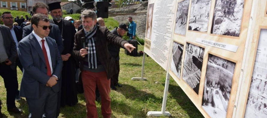 Durres honors 'father' of Albanian archaeology