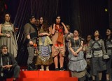 Aristophanes comedy adapted for Albanian reality