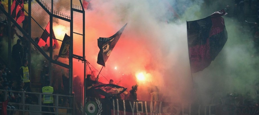 Albania fined €92,000 for fan incident in Italy qualifier