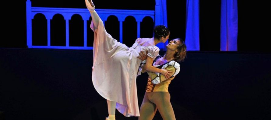 Tchaikovsky's Swan Lake makes comeback in '50s New York setting