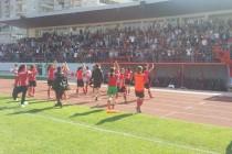 Albanian women claim historic World Cup qualification