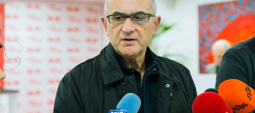 Socialist Movement for Integration elects new chairman