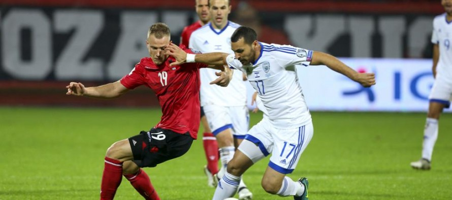 Albania hopes for U-turn at Nations League games against Israel, Scotland