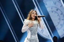 Ex-American idol contestant represents Albania at Eurovision song contest