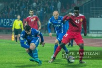 Partizani host Kukes in Superliga title decider