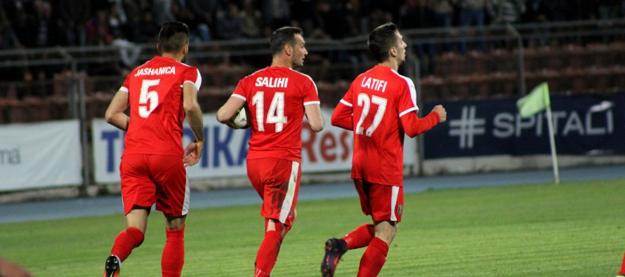 Skenderbeu stripped of championship title over match-fixing