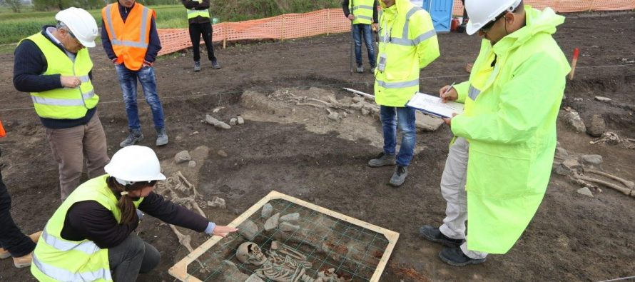 Ancient Albanian settlement discovered in TAP works