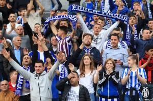 Tirana fans