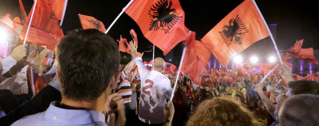 Rulings Socialists projected to win Albania elections (updated)