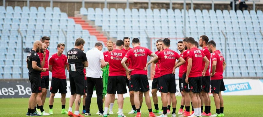 Albania face Israel as shameful Luxembourg defeat extends losing streak to five