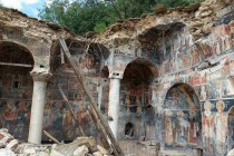 Heritage activists alarmed as roof collapse damages 18th century monastery