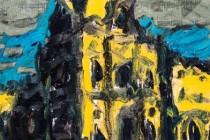 "Arben Golemi opens ""Alienation"" exhibition"