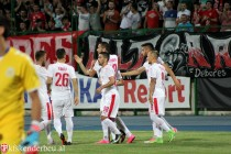 Skenderbeu remain Albania's sole club likely to progress to next Europa League stage