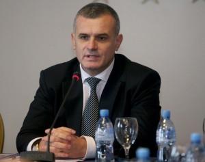 Bujar Leskaj, the head of Albania's Supreme State Audit