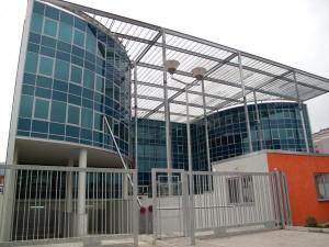 Serious Crimes Court building in Tirana. (Photo: Wikimapia)