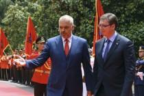 Rama applauds Vucic's Kosovo op-ed