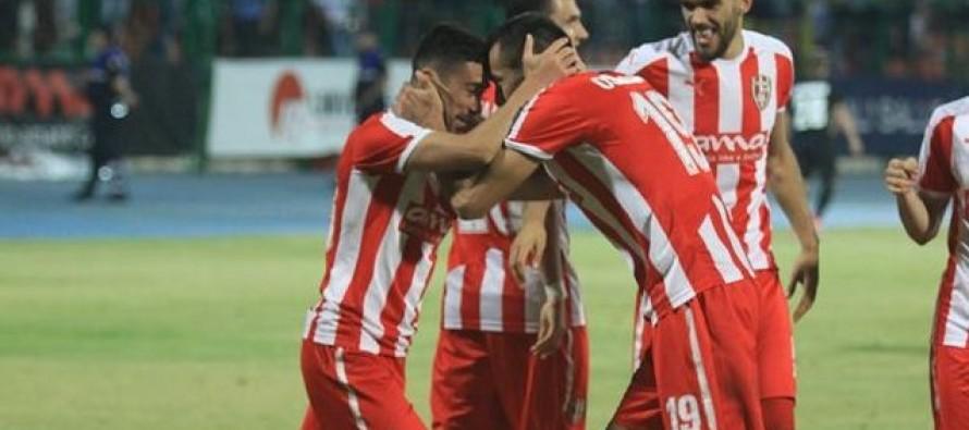 Albania's Skenderbeu progress to third Europa League qualifying round