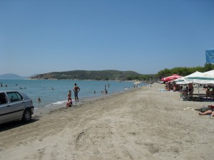 Zvernec Beach is as pretty as it is deadly. (Photo: Panoramio)