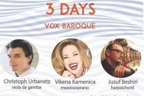 Albanian-Austrian trio to perform baroque music at Himara castle