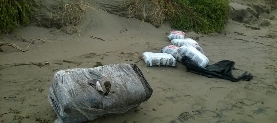 One ton of cannabis found on Adriatic shore