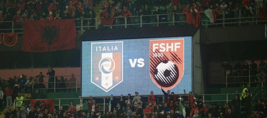 Albania brace for tough Spain, Italy tests in final World Cup qualifiers